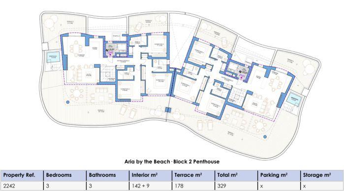 Block 2 Penthouse