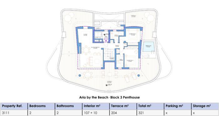 Block 3 penthouse