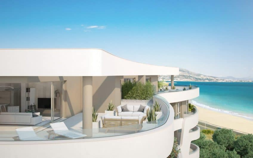 STUNNING APARTMENTS RIGHT BY THE BEACH