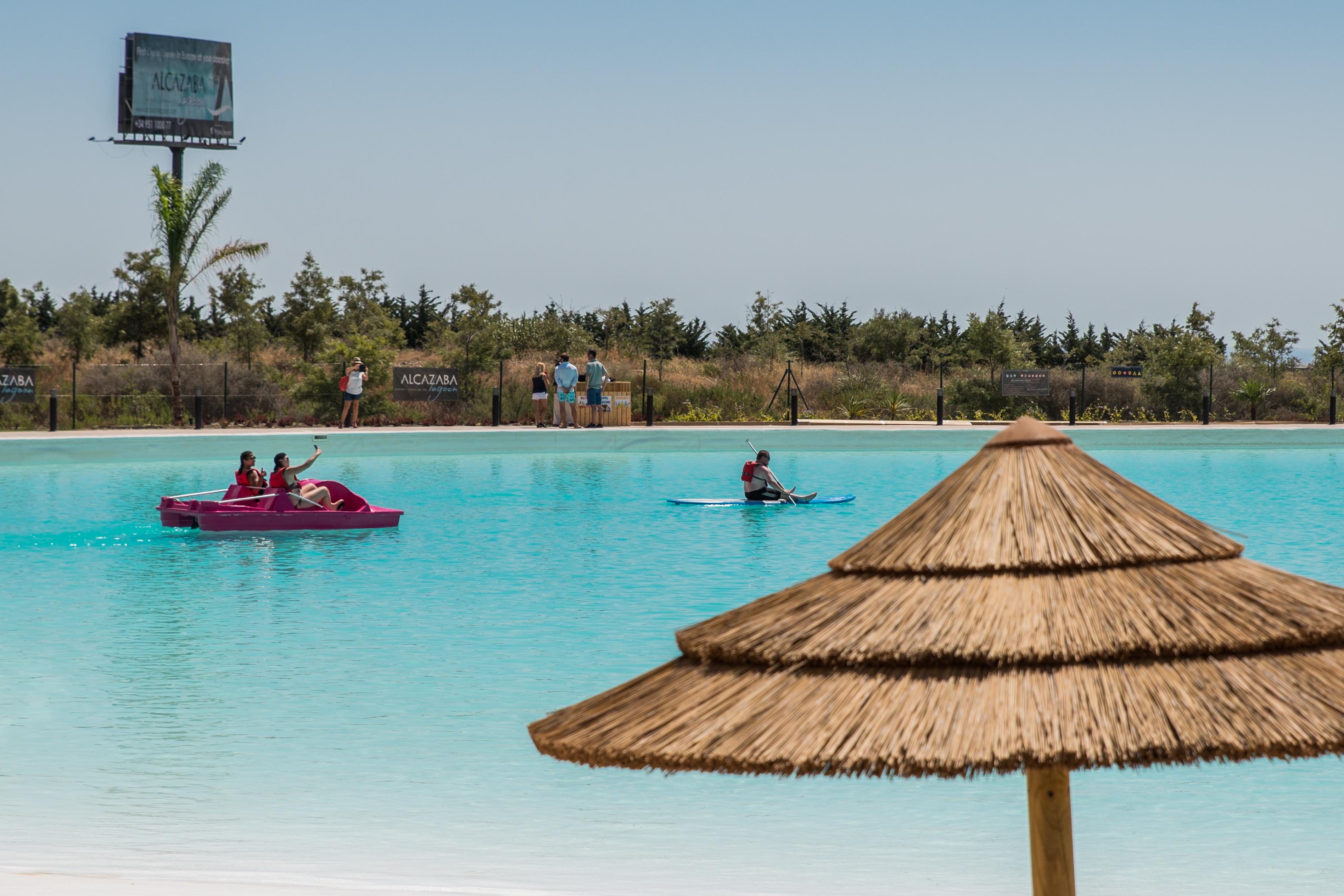 Enjoy your life on the Lagoon