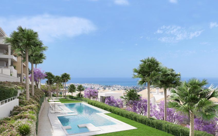 An oasis of peace right in the heart of the Costa del Sol