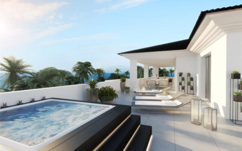 LUXURY LIFESTYLE WITH INCREDIBLE SEA VIEWS