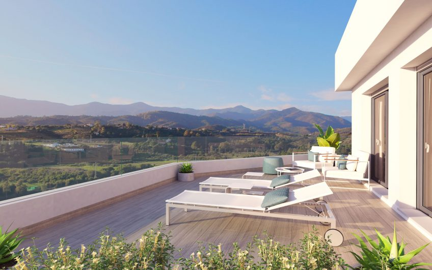 ELEGANT APARTMENTS AND TOWN HOUSES WITH BEAUTIFUL VIEWS