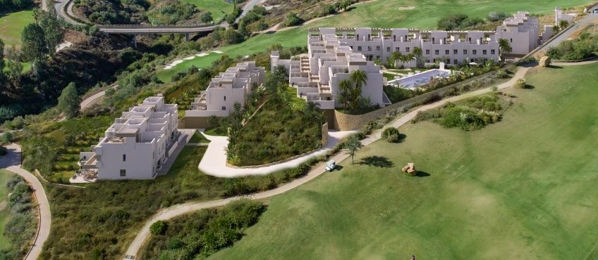 BRAND NEW TOWN HOUSES FRONT LINE GOLF
