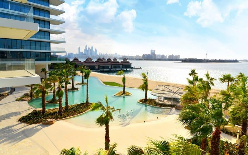 DUBAI'S MOST EXCLUSIVE BEACHFRONT RESIDENCES