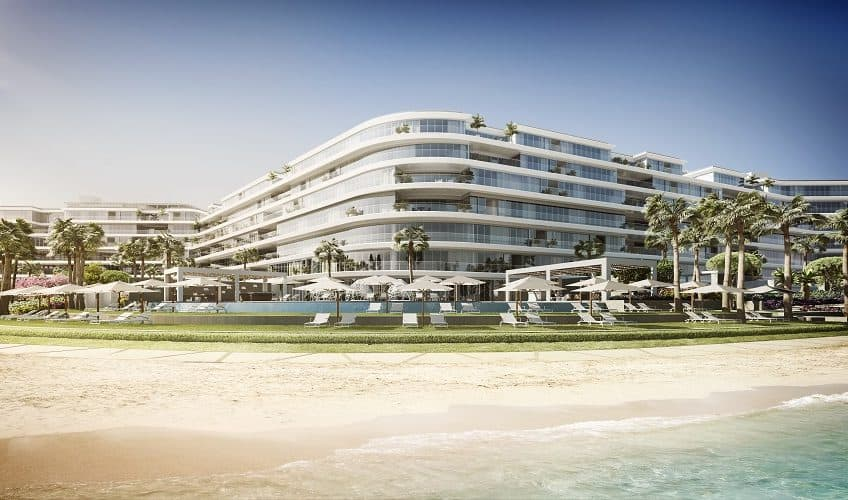 W-RESIDENCES IN THE HEART OF DUBAI