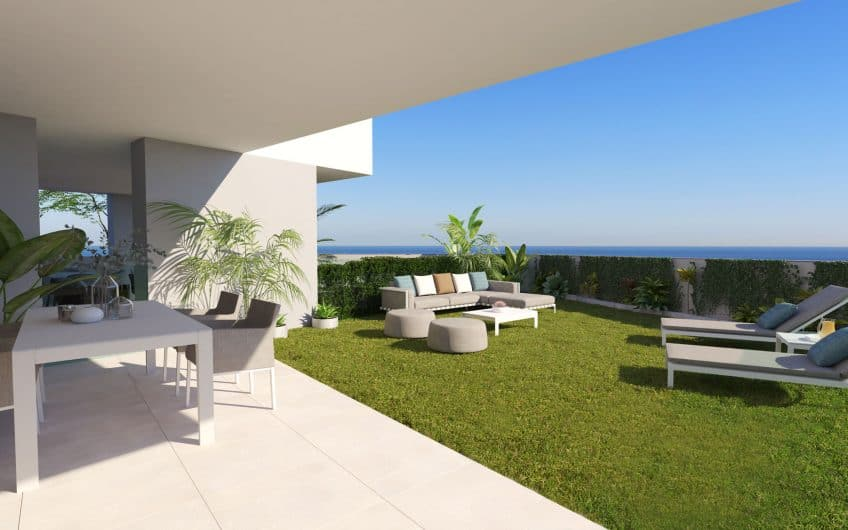 AN EXCEPTIONAL POSITION OVERLOOKING THE MEDITERRANEAN SEA