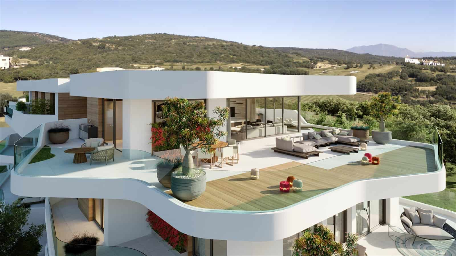 EXTRAORDINARY HOMES IN A STUNNING SETTING