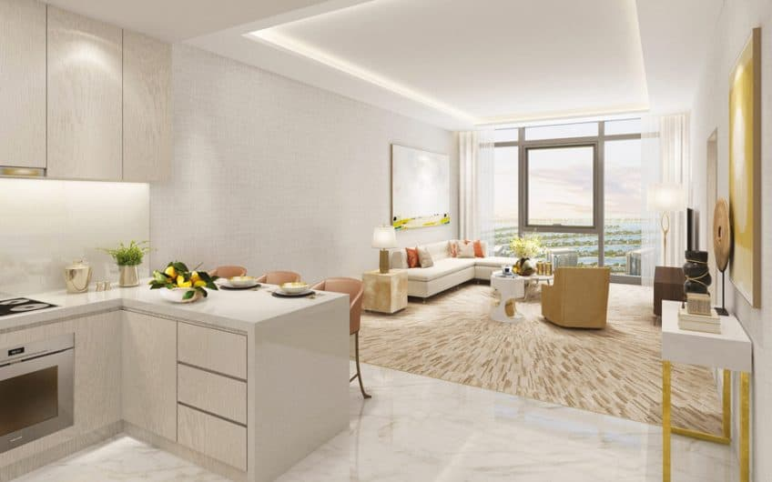 EXCLUSIVE LIVING IN THE HEART OF PALM JUMEIRAH