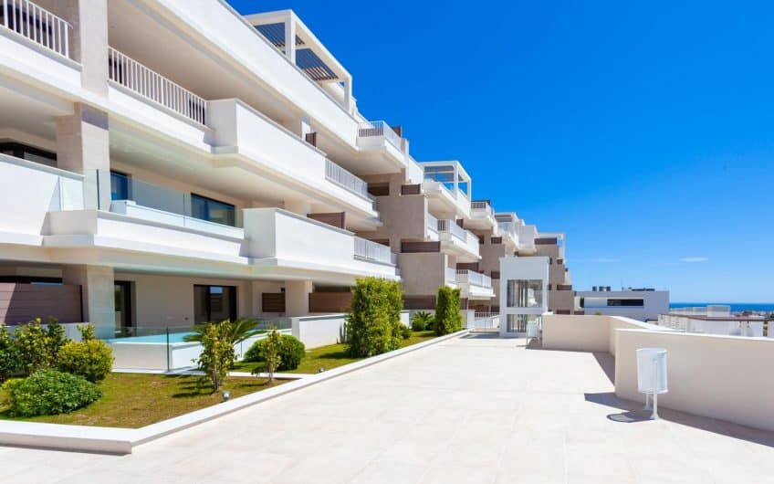 MODERN APARTMENTS AND VILLAS WITH PANORAMIC SEA VIEWS