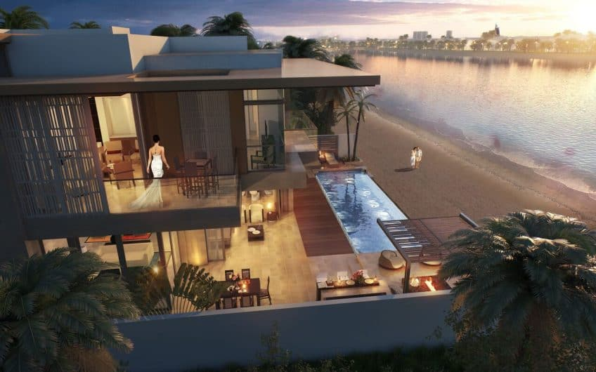 Your Villa On the Palm