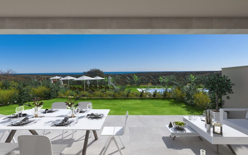 NEW APARTMENTS FOR SALE AT SAN ROQUE CLUB