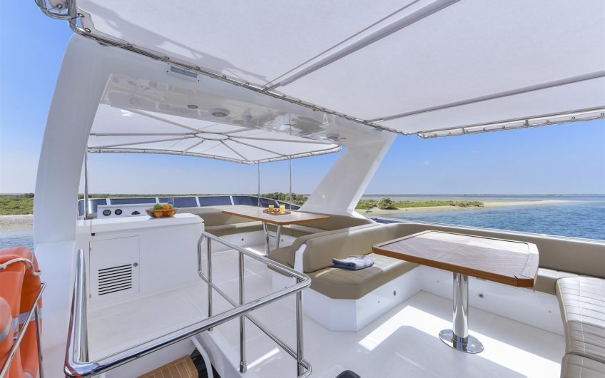Gulf Craft / Nomad 55