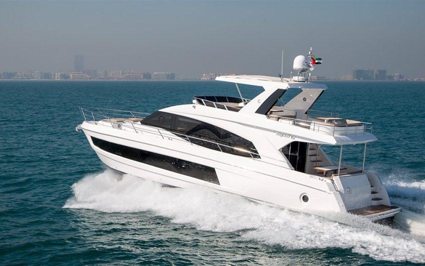 Gulf Craft / Majesty 62