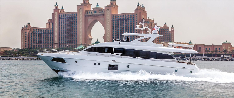 Gulf Craft / Majesty 90